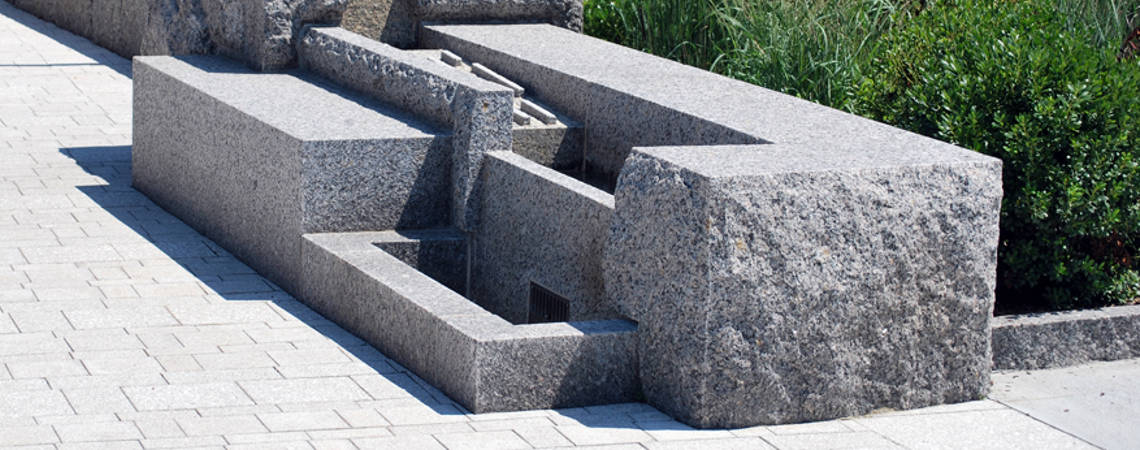 Benefits of Using Granite In Landscaping